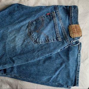 Vintage Levi's Jeans Boot Cut